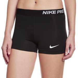 Nike womens 3 compression shorts