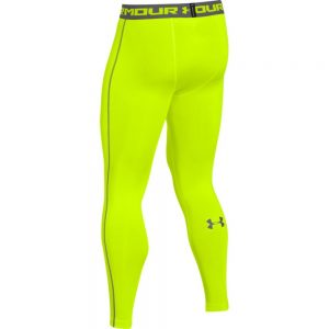 yellow color ua tights
