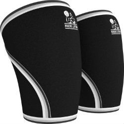 Nordic Lifting Knee Sleeves for men