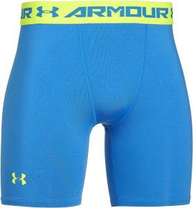 Under Armour Heatgear Blue and Yellow