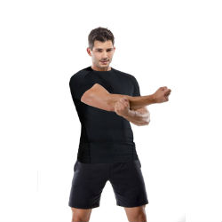 Copper Compression Recovery Tshirt for men