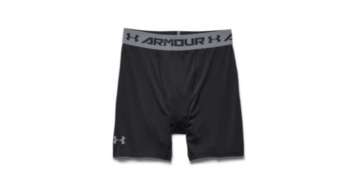 Under Armour Men's HeatGear Armour Compression Mid Shorts Review