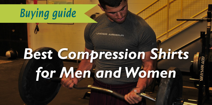 best compression shirts for men and women review