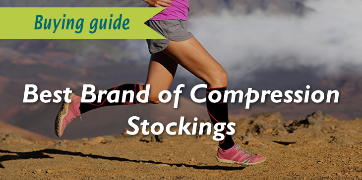 best brand of compression stockings