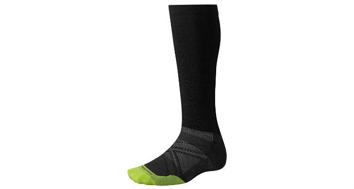 SmartWool Men's Run Graduated Compression Socks Review