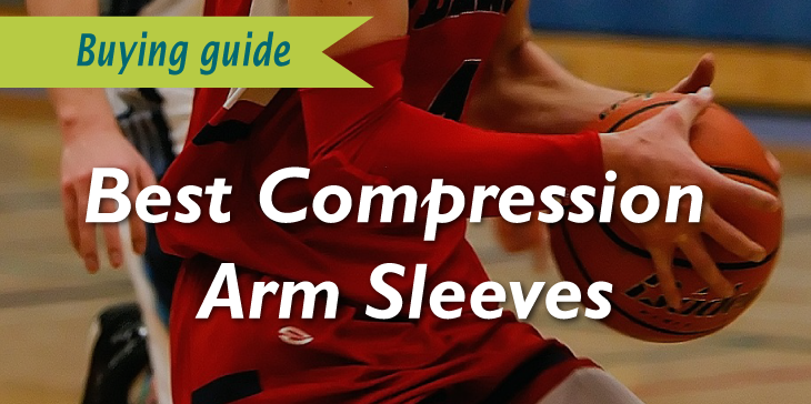 top 5 best compression arm sleeves
